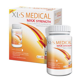 XL-S MEDICAL MAX STRENGTH 120 COMPR.