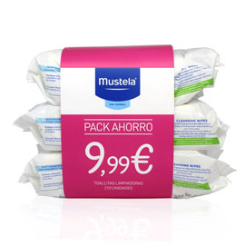 MUSTELA TOVALLETES PACK ESTALVI