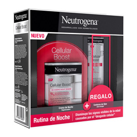 NEUTROGENA CELLULAR BOOST RUTINA DE NIT